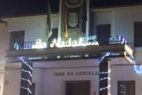 Alumeado de Nadal na Casa Consistorial