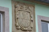"""Escudo del """"Pazo de Outeiro"""""""