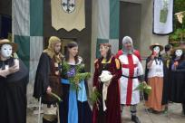 Festival histórico Augas Santas