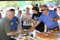 Festa da Tortilla na Romaría de San Caetano