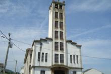 San Cosme - Iglesia