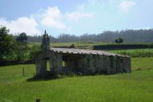San Xulián de Cabarcos - Capilla