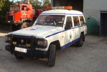 Barreiros - Protección Civil
